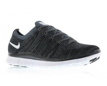 Nike Free Flyknit Nsw 5.0 599459-001 Schuhe Unisex Schwarz/Weiß
