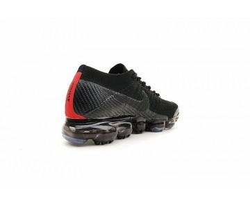 Schuhe 849558-061 Schwarz Rot Herren 39-45Nike Air Vapormax