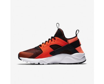 Unisex 819685-008 Schuhe Nike Air Huarache Run Ultra Breathe Orange,Schwarz