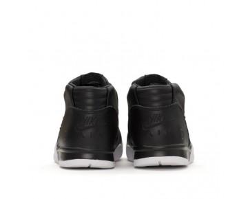 806942-001 Schuhe Nike X Fragment Design Air Trainer 1 Mid Herren Lichtning Schwarz Weiß
