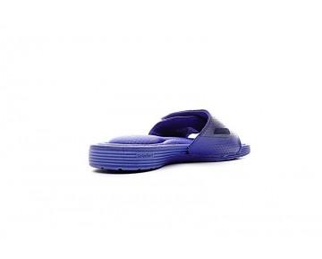 Schuhe Unisex Königlich Blau 705513-414 Nike Solarsoft Comfort Slide
