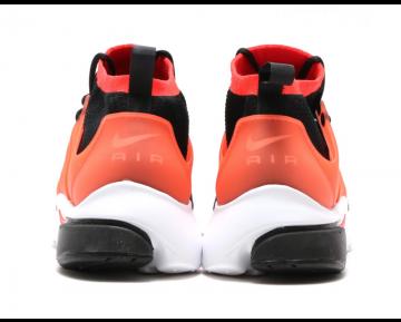 835570-006 Schuhe Herren Schwarz,Bright Crimson Nike Air Presto Flyknit Ultra