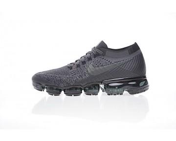 Schuhe Ash Grau Herren 849558-009 Nike Air Vapormax Flyknit