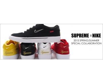 Supreme X Nike Sb Gts Qs Unisex Schuhe