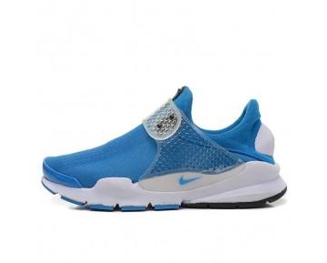 Unisex Schuhe 728748-401 Fragment Design X Nike Sock Dart Pool Blau
