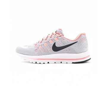 Nike Air Zoom Vomero 12 Damen Schuhe 863767-002 Licht Grau/Rosa