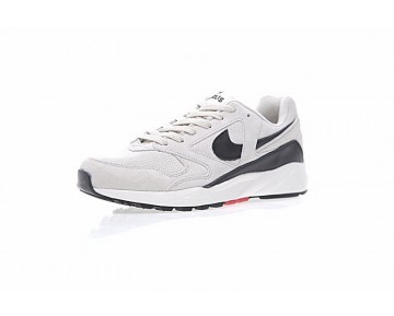 882019-100 Rice Gelb Schwarz Nike Air Icarus Extra Qs Herren Schuhe