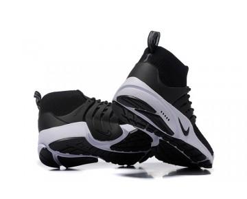 Unisex Nike Air Presto Flyknit Ultra 835570-001 Schuhe Schwarz/Schwarz/Weiß