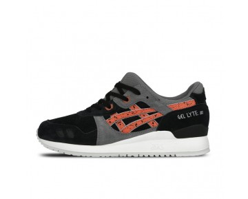 Unisex H6B2L-9024 Schwarz/Chili Schuhe Asics Gel-Lyte Iii Granite Pack