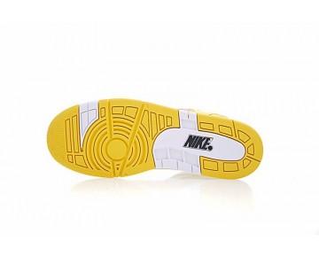 Supreme X Nike Sb Air Force 2 Low Sb Gelb Schuhe Aa0871-717 Unisex