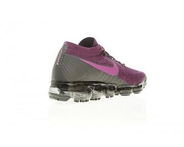 Nike Air Vapormax Flyknit Schuhe 849557-605 Schwarz/Lila Damen