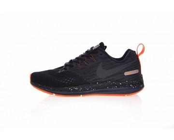 921704-001 Nike Zoom Winflo 4 Schwarz/Orange/Ink Schuhe Herren