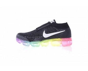 Kinder Schwarz/Weiß/Rainbow 899473-003 Cdg X Nike Air Vapormax Schuhe