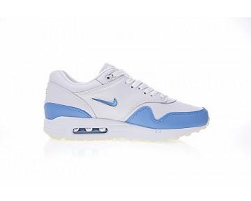 Blau/Weiß 918354-102 Unisex Nike Sportswear Air Max 1 Premium Sc Schuhe