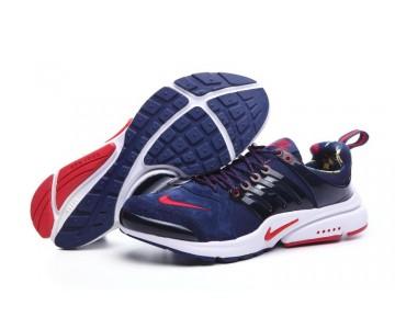 Tief Rot Flower Schuhe Unisex Nike Air Presto Qs