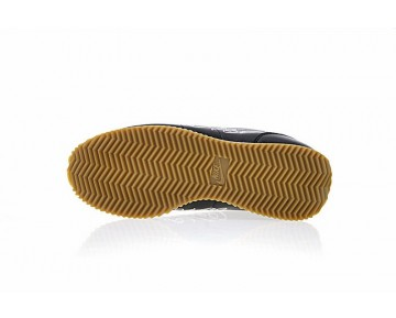 Herren Schuhe Mister Cartoon X Nike Cortez Basic Qs Embroidery Schwarz/Weiß Aa4875-002