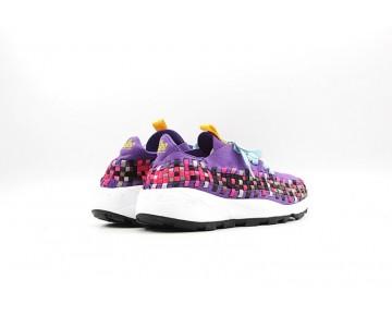 Schuhe Unisex Lila Nike Air Footscape 325145-064