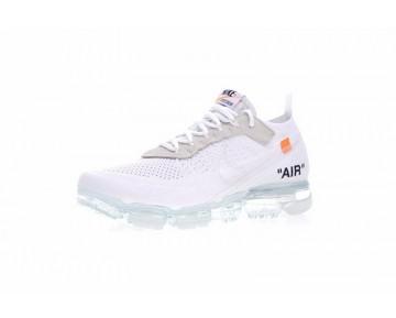 Aa3831-100 Schuhe Virgil Abloh Off-White X Nike Air Vapormax 2.0 Weiß/Ice Blau Unisex