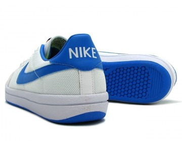Schuhe Damen 833517-141 Weiß/Photo Blau Nike Meadow Textile