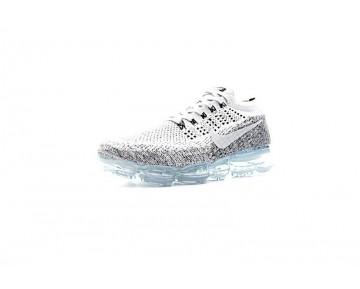 Nike Air Vapormax Flyknit Schuhe Herren 899473-002 Weiß & Schwarz