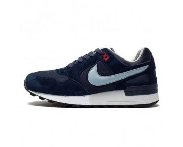 Herren Schuhe Nike Air Pegasus 89 Purplish Blau/Jade