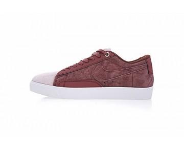 Maroon Rosa Nike Wmns Blazer Low Lx Damen Aa-202 Schuhe