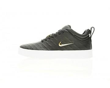 Schwarz/Gold Schuhe Nike Tiempo Vetta 876245-001 Herren