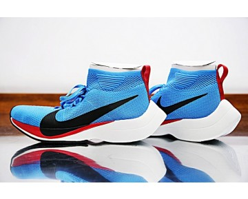 Unisex Sky Blau/Schwarz/Rot 900888-400 Schuhe Nike Zoom Vaporfly Elite