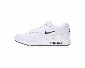 Unisex Weiß/Schwarz 918354-103 Nike Sportswear Air Max 1 Premium Sc Schuhe