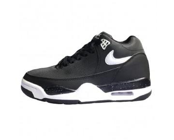 724986-001 Herren Schuhe Nike Flight Squad 3M Schwarz
