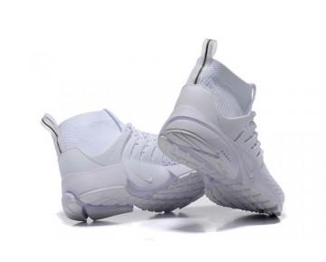 835570-100 Nike Air Presto Flyknit Ultra Schuhe Weiß/Weiß/Weiß/Total Crimson Unisex