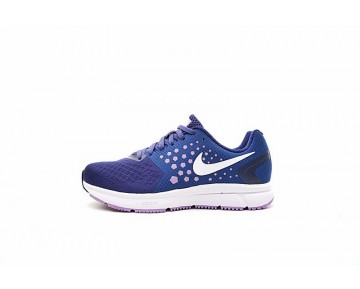 Schuhe Nike Air Zoom Span Shield Lila Damen 852437-401