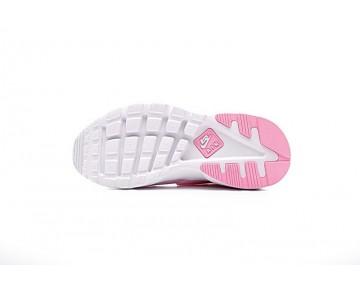 Rosa/Weiß Damen Schuhe Nike Air Huarache Ultra Flyknit Id 753889-996
