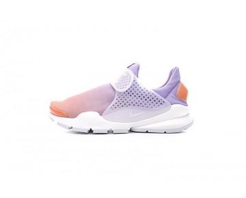 Nike Sock Dart Breathe Gs Sunset Glow Unisex Schuhe 896446-800 Lila/Gelb