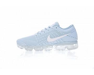 849558-404 Licht Blau Damen Nike Air Vapormax Flyknit Schuhe
