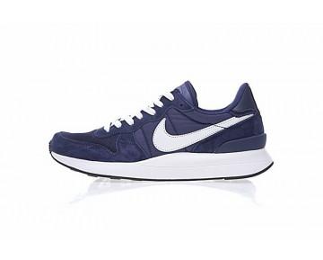 Herren Schuhe Nike Internationalist Lt17 Marine/Weiß 872087-401