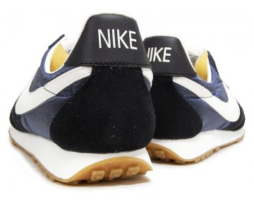 555258-014 Schwarz/Marine Nike Pre Montreal Racer Vintage Schuhe Unisex