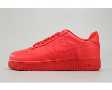 Schuhe Rot Ah6512-991 Nike Air Force 1 Low '07 Unisex