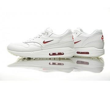 Weiß/Rot Schuhe Herren Nike Sportswear Air Max 1 Premium Sc 918354-104