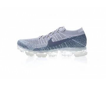 Nike Air Vapormax Flyknit Schuhe 849558-008 Unisex Water Blau/Grau