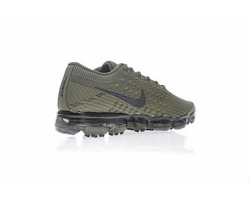 Nike Air Vapormax Flyknit Schuhe Herren Army Grün/Schwarz 849558-004