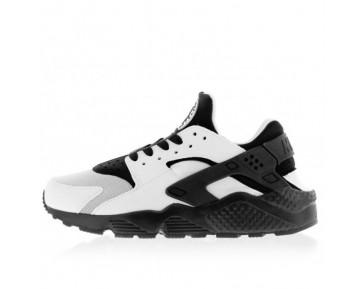 Herren Schuhe Weiß/Schwarz 634835-101 Nike Wmns Air Huarache