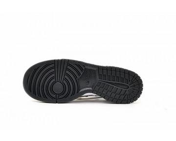 Schuhe 917428-001 Unisex Commes Des Garçons X Nike Dunk Hi Sp Clear Schwarz/Weiß