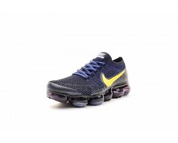 Schuhe 849560-109 Schwarz/Lila/Gelb Nike Vapormax Herren