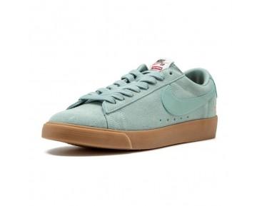 Schuhe Nike Sb Blazer Low Gt X Supreme Ftw 16 Cannon Unisex Mint 716890-009