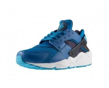 318429-441 Schuhe Tief Blau Nike Air Huarache Herren