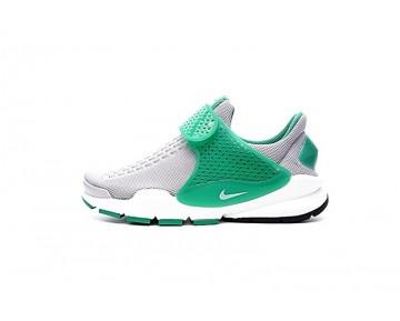 Schuhe Nike Sock Dart 819686-004 Grau/Grün Unisex