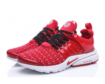 Nike Air Presto Qs Schuhe Herren Rot/Weiß 347635-612