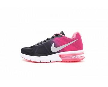 Damen Rosa/Schwarz/Weiß 719916-006 Schuhe Nike Air Max Sequent