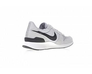Licht Grau/Schwarz Schuhe Herren 872087-100 Nike Internationalist Lt17